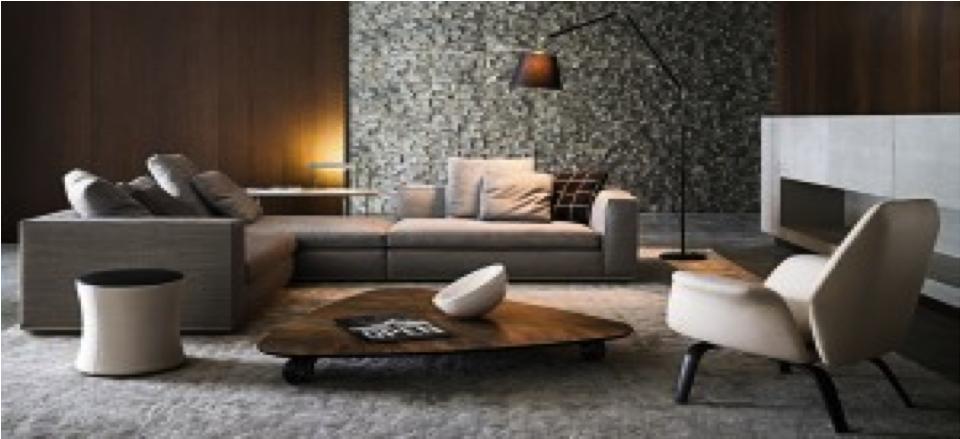 Design banken italiaans interieur meubilair idee n - Designer huis exterieur ...
