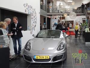 Porsche Centrum Rotterdam