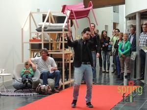 WoonModeShow met Dacks, Gorinchem